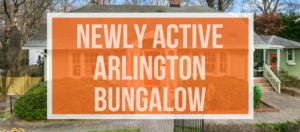 Newly Active: 2229 N. Vernon Street, Arlington, VA