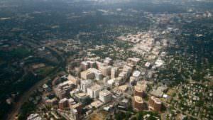 Incredible Aerial Footage of Arlington VA