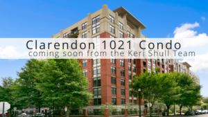 Condo Coming Soon to Clarendon 1021