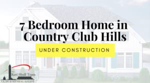New Home Coming Soon: Country Club Hills