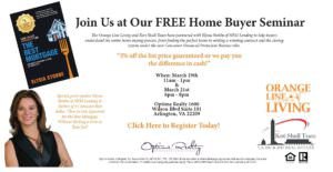 Home Buying Seminar March 19th & 21st