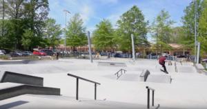 Powhatan Skate Park: Carve, Grind, and Bail at Team Pain's Latest Creation