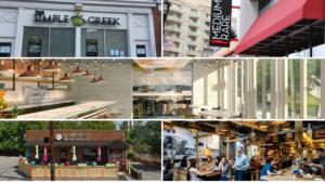Top 5 New Restaurants In Arlington