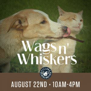 Wags N' Whiskers Event Returns to The Village at Shirlington