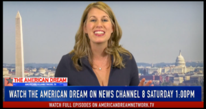 Watch Keri Shull on TV! Saturday 1pm on the American Dream Network