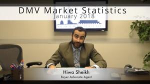 DMV Market Stats –January 2018