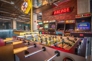 Food and Fun in Arlington, Virginia: Punch Bowl Social Brings Burgers, Brews, and Board Games to Ballston