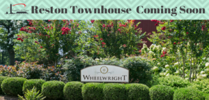 Naturalistic Reston Townhouse Coming Soon
