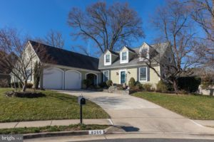 Just Listed: 8255 Colling Ridge Ct, Alexandria